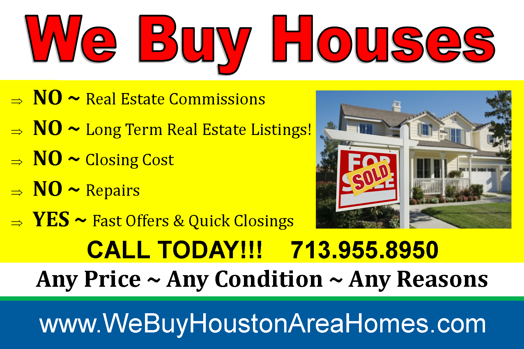 We Buy Houses 3 Posting Graphic